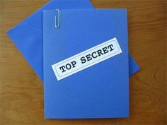 secret agent invite by natalie meza