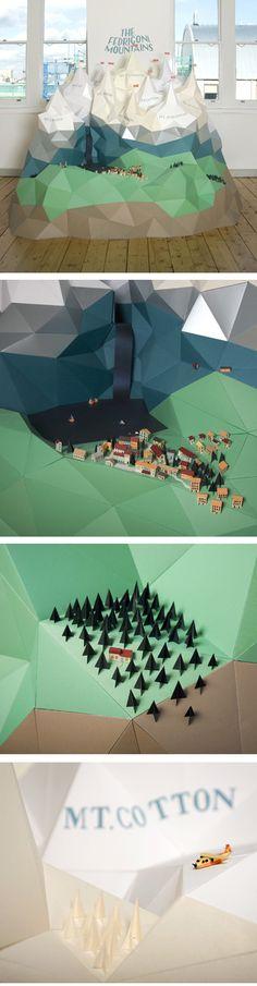 Paper Mountain