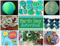 7 Simple Earth Day Activities for the Kids! @Right Start @Sara W