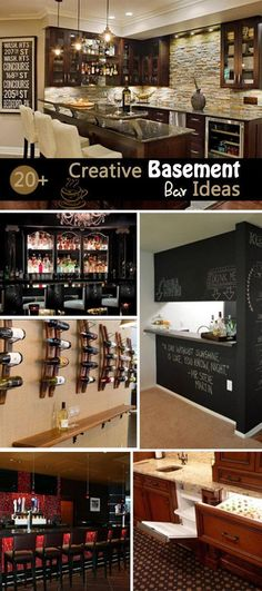 6 Basement Ideas: Discover a variety of finished basement ideas, layouts and decor to inspire your remodel.   #Basement #BasementIdeas #UnfinishedBasement #FinishedBasement