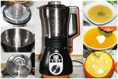 #Klarstein #SoupChef  Ich war schon länger auf der Suche nach einem Küchengerät, das mir den Alltag erleichtert, mit dem Soup-Chef habe ich viele Geräte in einem.