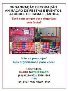 ALUGUEL DE CAMA ELÁSTICA TAMANHO 4,30 METROS CHAMAR INBOX OU NO... - http://anunciosembrasilia.com.br/classificados-em-brasilia/2015/02/05/aluguel-de-cama-elastica-tamanho-430-metros-chamar-inbox-ou-no-2/ Alessandro Silveira