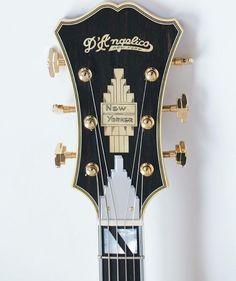 D'Angelico Guitars @dangelico_guitars #NewYorkerInstagram photo   Websta (Webstagram)