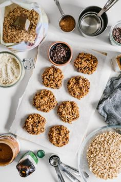 Breakfast Cookies: Four Recipes