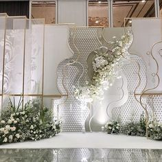 Want to know more about wedding table arrangements diy Click the link for more info. Wedding Backdrop Design, Wedding Reception Backdrop, Wedding Stage, Stage Decorations, Bridal Shower Decorations, Wedding Decorations, Wedding Arrangements, Table Arrangements, Outdoor Wedding Inspiration