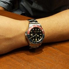 ROLEX GMT-MASTER Ref.1675 1963y SS cal.1560 PCG case 2100000+t 2016.9.15.