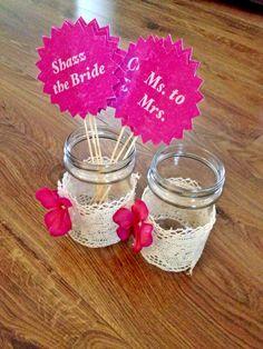Bridal Shower / Bachelorette Party decoration items