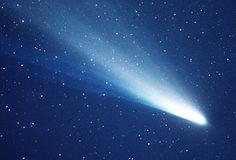 vivir para ver el cometa Halley :D
