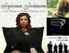 4 New RnB/Soul album releases you need in your life - Syleena Johnson, Lil Mo, Jagged Edge + Dionne Warrick