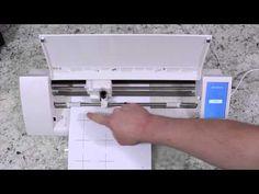 Silhouette Print & Cut Calibration - YouTube