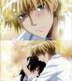 Love - Kaichou wa Maid-sama! ~ DarksideAnime