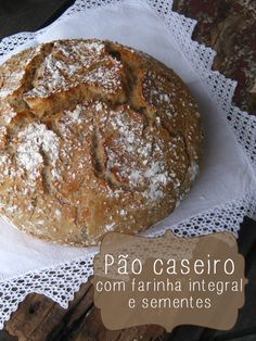 Artisan Bread Recipes, Wood Fired Oven, Portuguese Recipes, Tart, Vegetarian Recipes, Brunch, Food And Drink, Low Carb, Cooking