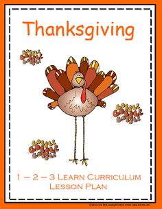 New up-dated Thanksgiving lesson plan for infants, toddlers and preschool has been added to 1 - 2 - 3 Learn Curriculum. Also includes lesson plan for MN Providers with the ECIP's. Early Childhood Indicators of Progress. Click on picture to learn how to become a member of 1 - 2 - 3 Learn Curriculum or free downloads.