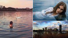 Die schönsten Bilder: Reif für die Donauinsel! #News #Unterhaltung