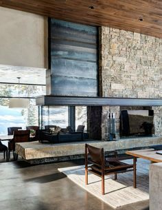 Fireplace Variations: 74 Design and style Concepts | Architect Lover
