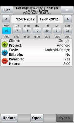 For the new Mobile application, please download Tenrox Mobile.<p>Tenrox Mobile provides service professionals with a new tool to run a global and dispersed project workforce in real-time. <p>Managing your professional service time and expenses is now even simpler with Tenrox Mobile. Submit and track your time and expense reports with full mobile access directly from your Android device. <p>Tenrox Mobile features:<p>- Access your Tenrox timesheets and submit your expense reports using the…