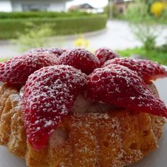 Erdbeertörtchen Rezept   Küchengötter