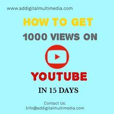 #youtubemarketing #youtubetips youtube channel #youtubetips Online Marketing Companies, Social Media Marketing, Digital Marketing, Got Quotes, Data Analytics, Seo Services, Cool Websites, Multimedia
