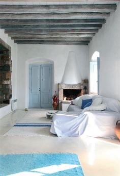 home on Patmos Island