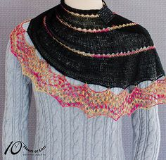 Ravelry: Flight of the Phoenix pattern by 10 Hours or Less