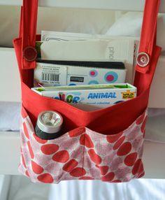 bunkbed storage bag organizer