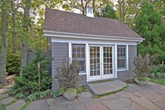 Traditional Garage And Shed Photos Design, Pictures, Remodel, Decor and Ideas - page 61