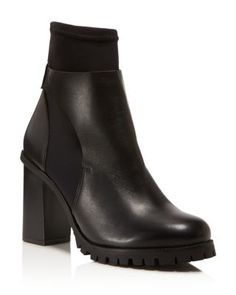 Kenneth Cole Punch 2 Ankle Booties | Bloomingdale's