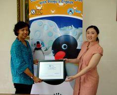 Pingu's English announces franchise deal for Medan, Indonesia