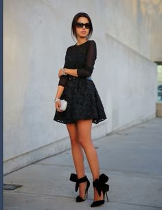 Love love love love love this dress and with the belt so cute for a wedding if it could be in a lighter color