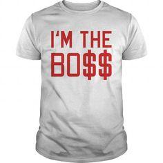 I am the Boss  Im the Boss