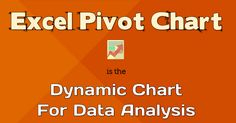 If You are Ignoring Excel Pivot Charts then Open this Mail Right Now.