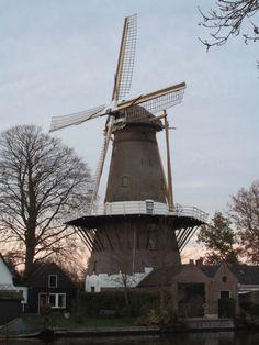 Flour Mill De Hoop, Loenen aan de Vecht, the Netherlands