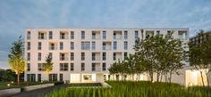 Budynek mieszkalny Bobrowiecka 10. Projekt: JEMS Architekci. Zdjęcie: Juliusz Sokołowski