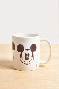 Slide View: 1: Mickey Mouse Mug