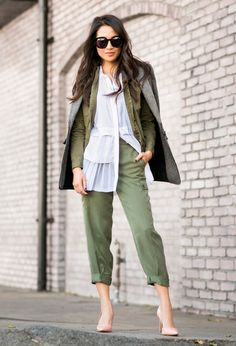 3 Fall Trends These Bloggers Are Really Loving Right Now via @WhoWhatWear