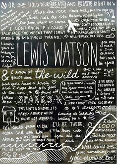 Lewis Watson <3
