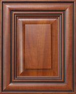 Door Detail - Belair (WP4) Thermofoil in White - KraftMaid ...