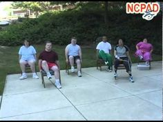 Strength Training Video for People with Intellectual Disabilities: Lower Body Exercises  : NCHPAD - Building Healthy Inclusive Communities