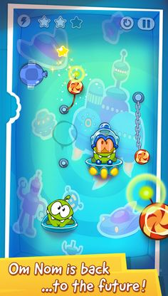 Cut the Rope Time Travel, Android market best android games download free android apps