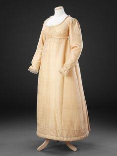 Dress, circa 1820