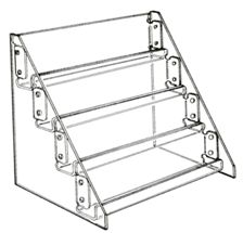 design and fabrication of Acrylic Store Displays