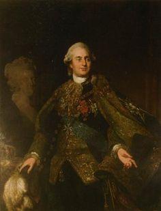 Louis XVI en Habit de l'Ordre du Saint-Esprit - Simil'Art Gallery
