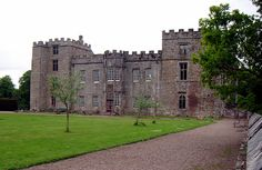 Chillingham Castle - My Gray/Grey ancestors are said to go back to the Greys of Chillingham.