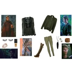 """Female Peter Pan OUAT"" by dreaminghahn on Polyvore"