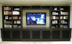 Audio Visual / Media Rooms - contemporary - media room - vancouver - Rollin Fox, Sleeping Grape Wine Cellars