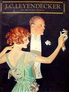 Love Leyendecker illustrations. classic
