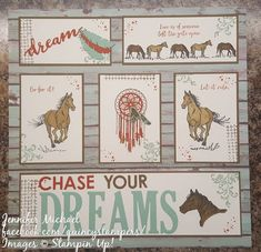 Westerns, Box Frame Art, Feather Cards, Horse Cards, Masculine Birthday Cards, Candy Cards, Frame Crafts, Animal Cards, Scrapbook Cards