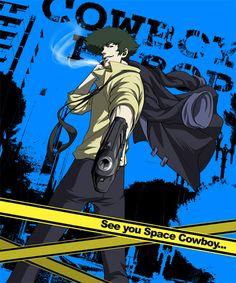 SPIKE / Cowboy Bebop