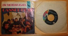 """2x CANNED HEAT - On the road again + Let's work together 7"""" Vinyl Liberty PC"""
