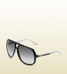 6f4991af6f08 GUCCI® Official Site | Explore the World of GUCCI® Online. Large Aviator  SunglassesModern ...